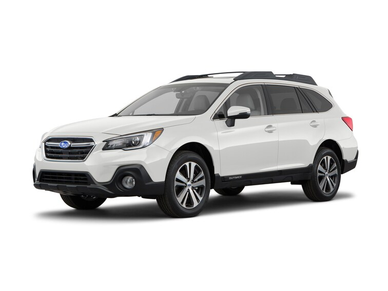 New 2019 Subaru Outback 2.5i Limited SUV in Billings MT