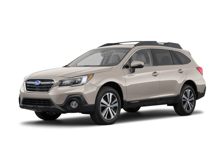New 2019 Subaru Outback 2.5i Limited SUV Wheeling
