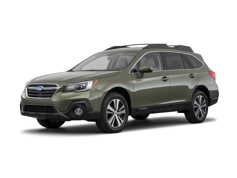 New 2019 Subaru Outback 2.5i Limited SUV in Torrance, California