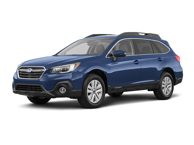 New 2019 Subaru Outback 2.5i Premium SUV in Sioux City, IA