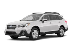 new 2019 Subaru Outback 2.5i Premium SUV 4S4BSAFC8K3330279 for sale near Watertown