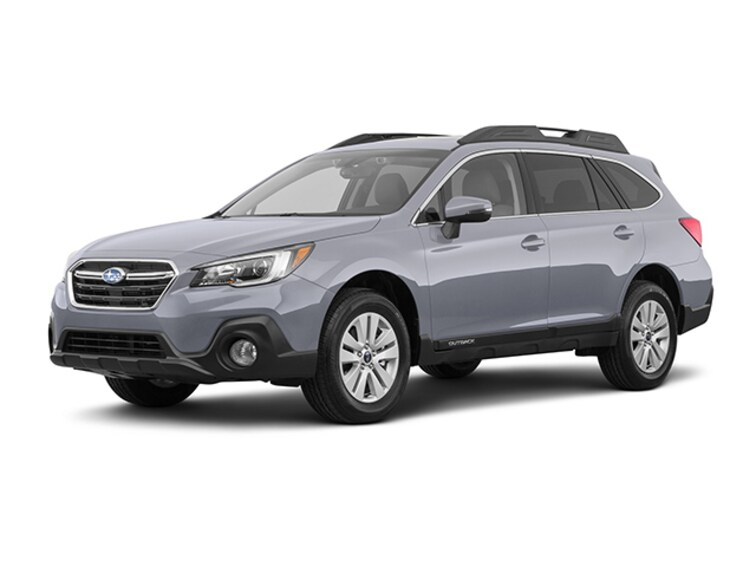 New 2019 Subaru Outback 2.5i Premium SUV in Billings MT