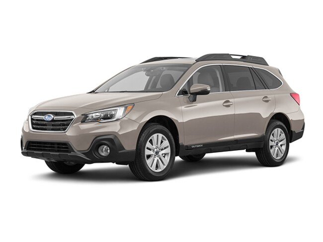 New 2019 Subaru Outback 2.5i Premium SUV in Twin Falls, ID