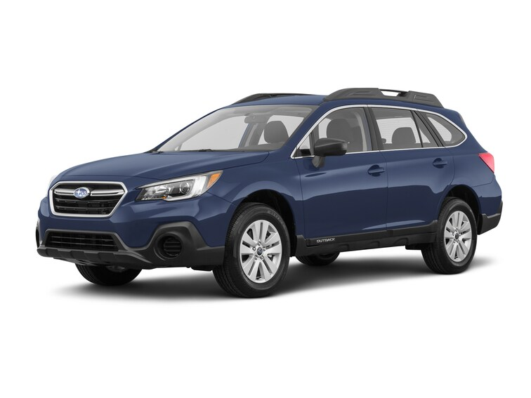 New 2019 Subaru Outback 2.5i SUV in Burlington