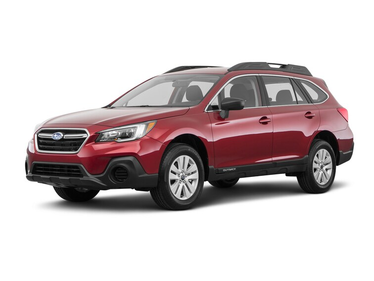 New 2019 Subaru Outback 2.5i SUV in Wichita, KS