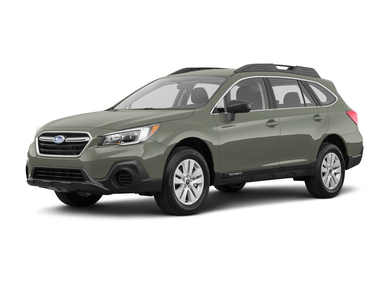 New 2019 Subaru Outback 2.5i SUV for sale in Wakefield near Boston.