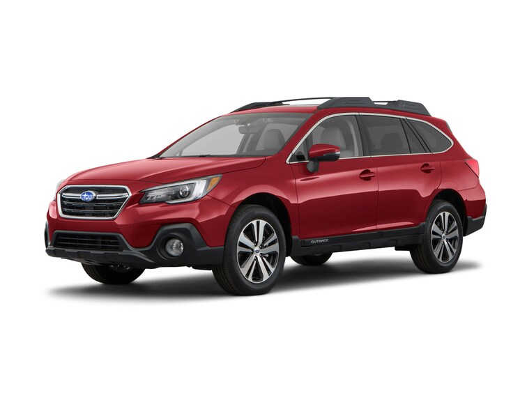 New 2019 Subaru Outback 2.5i Limited SUV near Harrisburg