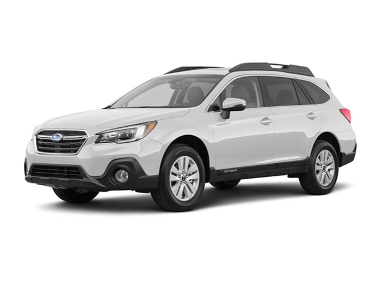 New 2019 Subaru Outback 2.5i Premium SUV In Green Bay