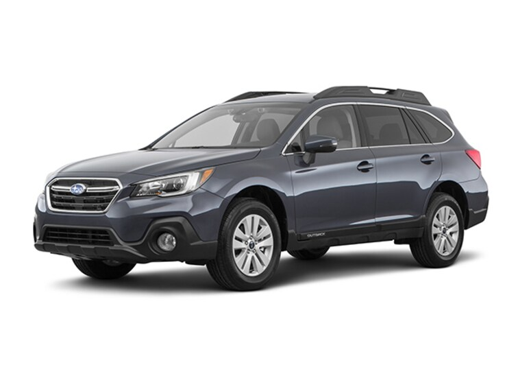 New 2019 Subaru Outback 2.5i Premium SUV in Columbus