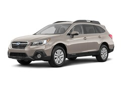 New 2019 Subaru Outback 2.5i Premium SUV in Sacramento, California
