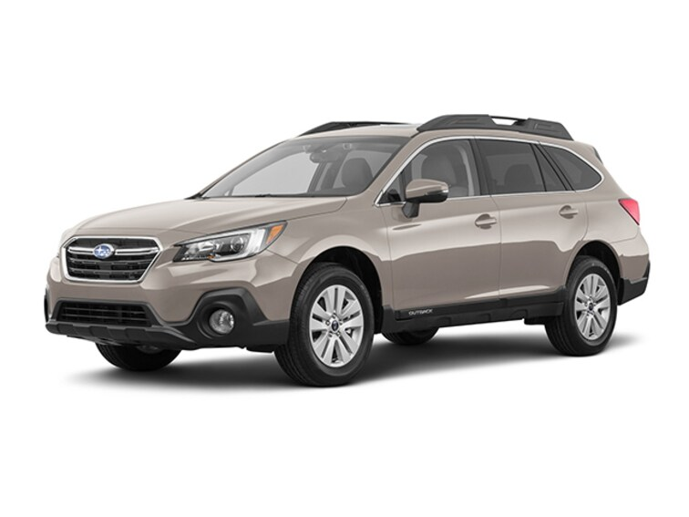New 2019 Subaru Outback 2.5i Premium SUV for sale in Janesville