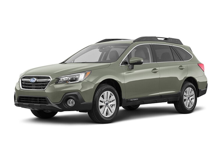 New 2019 Subaru Outback 2.5i Premium SUV in Jamestown, NY