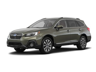 2019 Subaru Outback SUV Wilderness Green Metallic