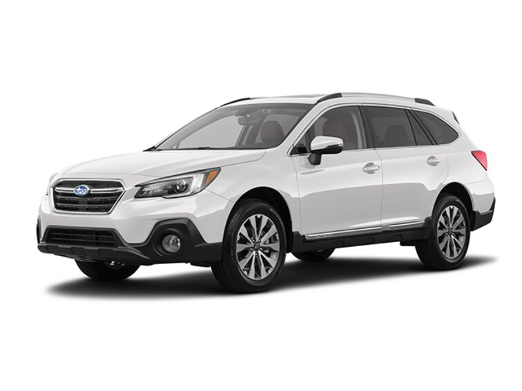 New 2019 Subaru Outback Touring SUV in Rockford IL