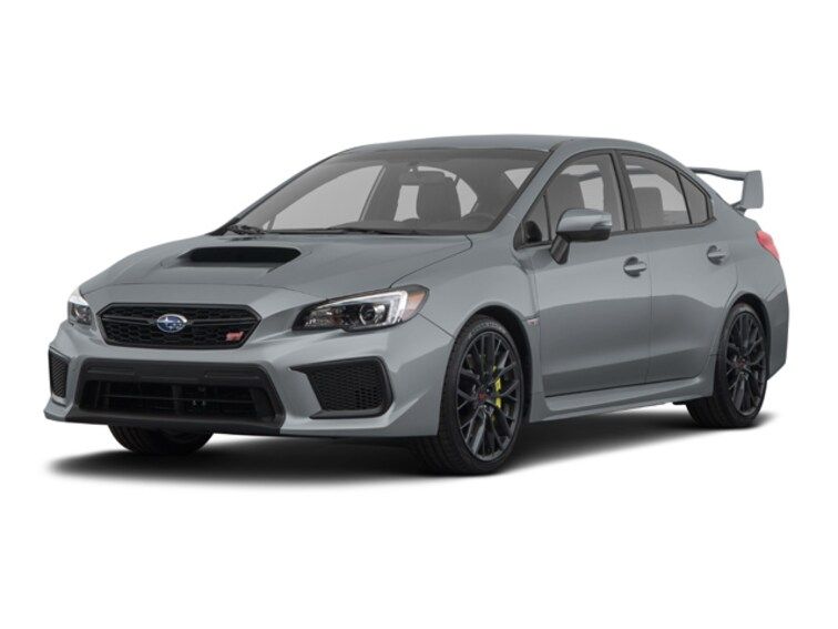 New 2019 Subaru WRX STI Sedan Near San Francisco