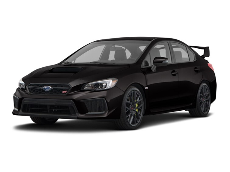 New 2019 Subaru WRX STI Sedan for sale in Janesville