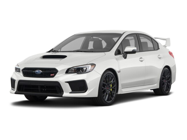 New 2019 Subaru WRX STI Sedan near Hartford