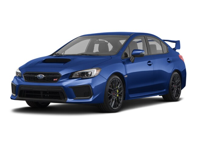 New 2019 Subaru WRX 2.5T Sedan in Bangor