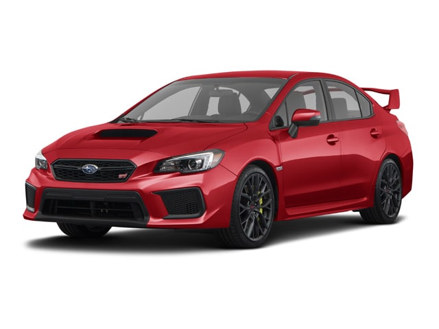 2019 Subaru WRX vs. 2019 Volkswagen Golf