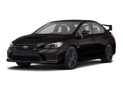 2019 Subaru WRX STI Sedan