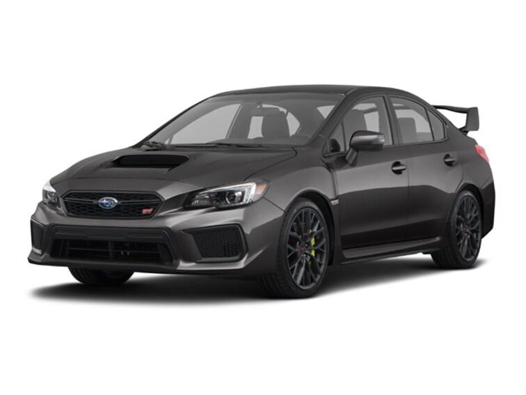 New 2019 Subaru WRX STI Sedan in Bangor