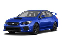 New  2019 Subaru WRX STI Sedan JF1VA2S69K9831405 in Janesville, WI near Beloit