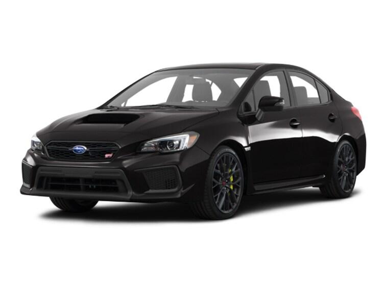 New 2019 Subaru WRX STI Limited Sedan in Atlanta GA