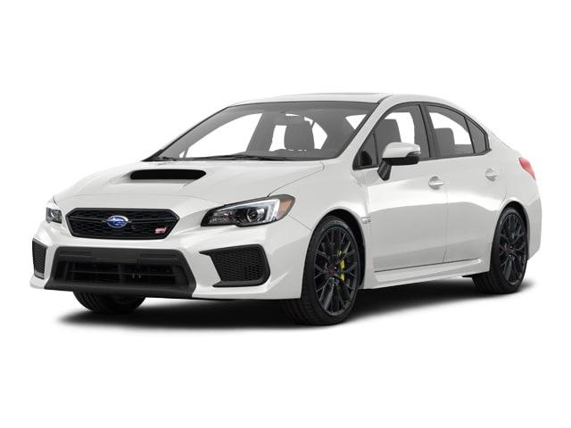 2019 Subaru WRX Limited Opt 21 Sedan