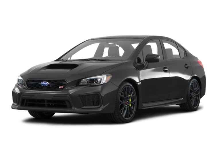 New 2019 Subaru WRX STI Limited Sedan JF1VA2V64K9826012 in Las Vegas