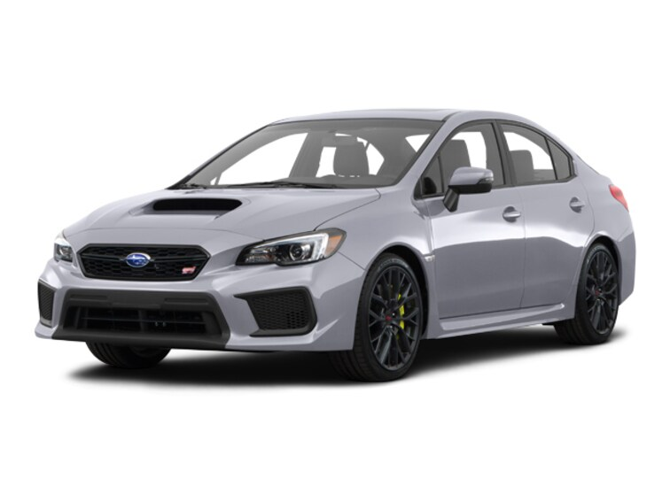 New 2019 Subaru WRX STI Limited Sedan in Indianapolis