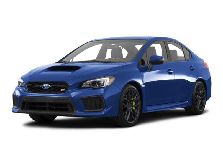 2019 Subaru WRX STI Limited Sedan
