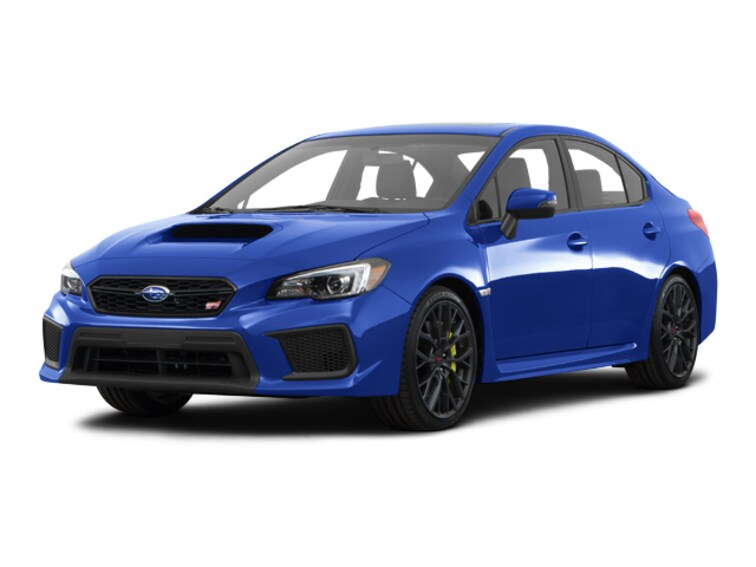 New 2019 Subaru WRX STI Limited in Lancaster PA