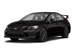 New 2019 Subaru WRX STI Limited Sedan For Sale Near Albany