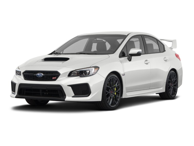 New 2019 Subaru WRX STI Limited Sedan Ann Arbor