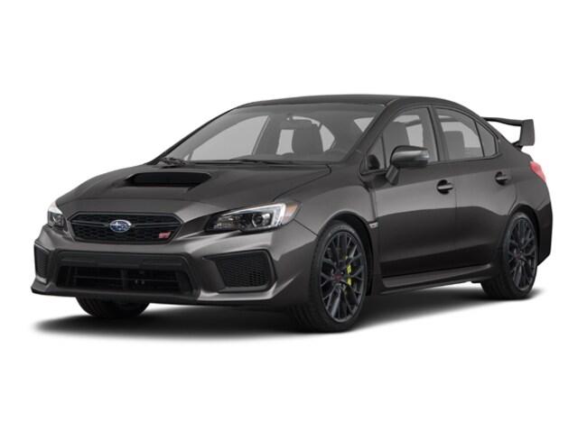 New 2019 Subaru WRX STI Limited Sedan in Johnstown, PA