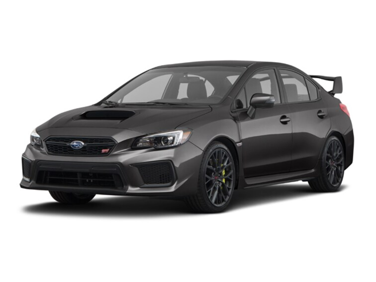 New 2019 Subaru WRX STI Limited Sedan for sale in Monrovia, CA