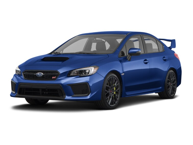New 2019 Subaru WRX STI Limited Sedan in Stratham, NH