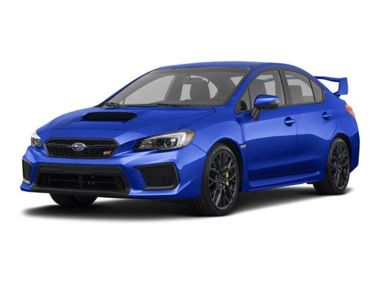 New 2019 Subaru WRX STI Limited Sedan near San Diego