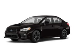 New 2019 Subaru WRX Sedan JF1VA1A67K9800097 in Pleasantville, NY