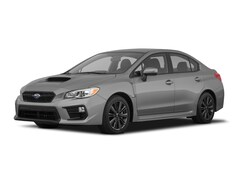 New 2019 Subaru WRX Sedan in Cheyenne, WY at Halladay Subaru