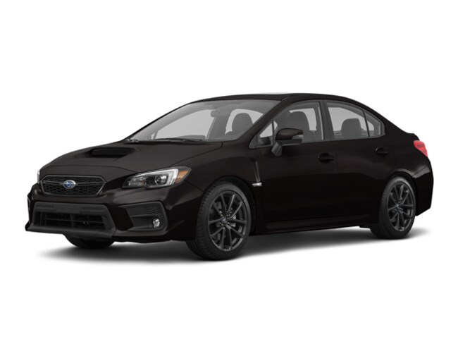 New 2019 Subaru WRX Limited Sedan near Hartford