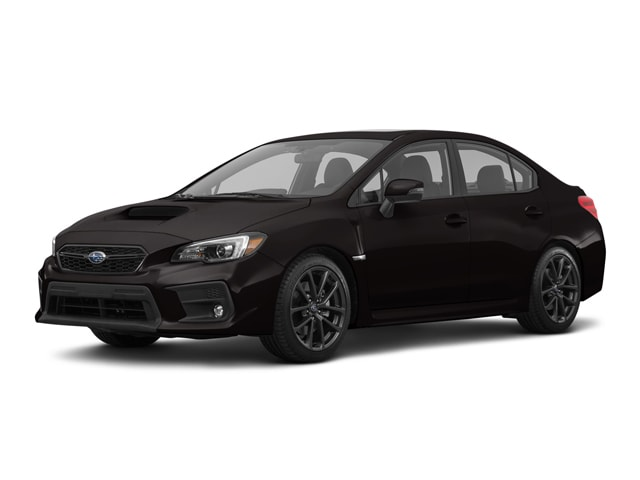 2019 Subaru WRX Limited Opt 21 Sedan