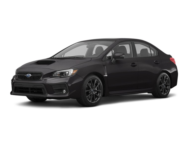 New  2019 Subaru WRX Limited Sedan in Bellevue, WA