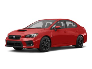 New 2019 Subaru WRX Limited Sedan in Detroit Lakes