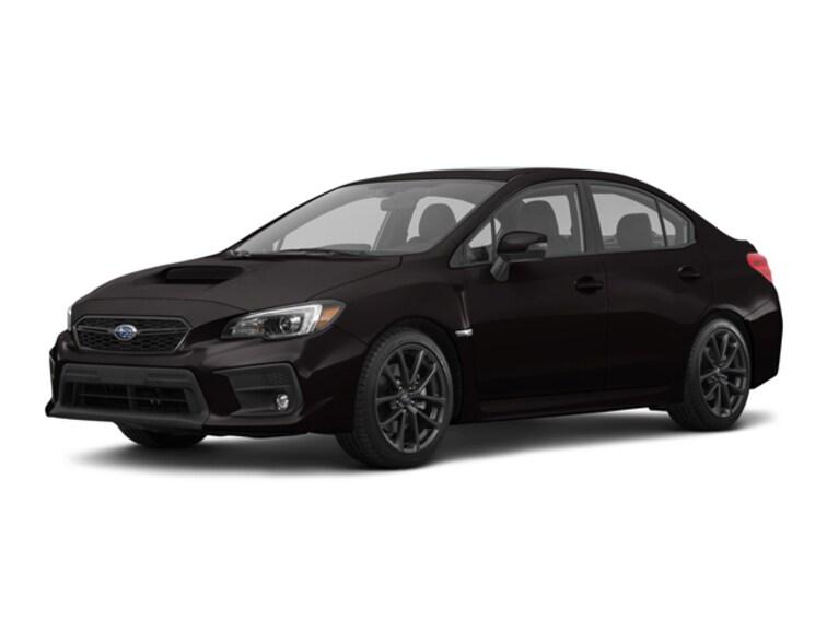 New 2019 Subaru WRX Limited Sedan Near San Francisco