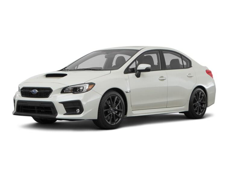 New 2019 Subaru WRX Limited Sedan Near Augusta