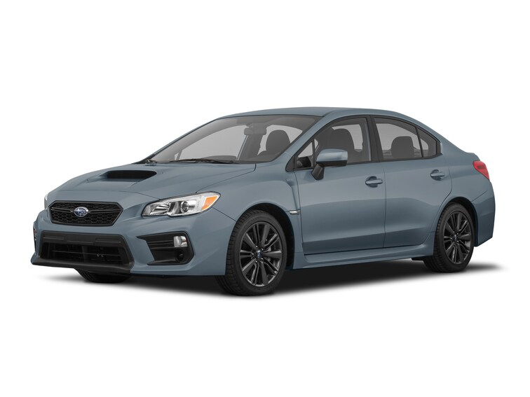 New 2019 Subaru WRX Premium Sedan in Berlin CT