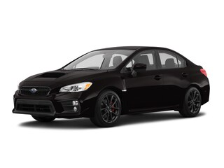 New 2019 Subaru WRX Premium (M6) Sedan in Detroit Lakes