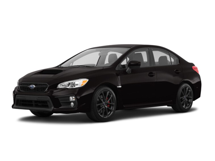 New  2019 Subaru WRX Premium (M6) Sedan for sale near Fairfax VA