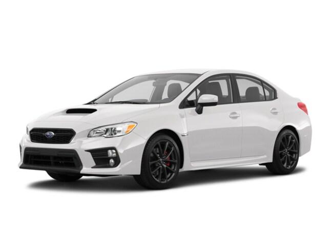 New 2019 Subaru WRX Premium (M6) Sedan near Portland